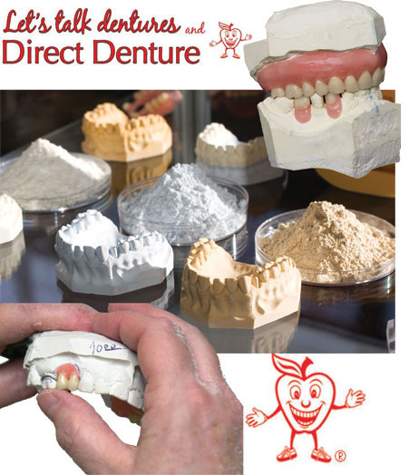 Let's Talk Dentures